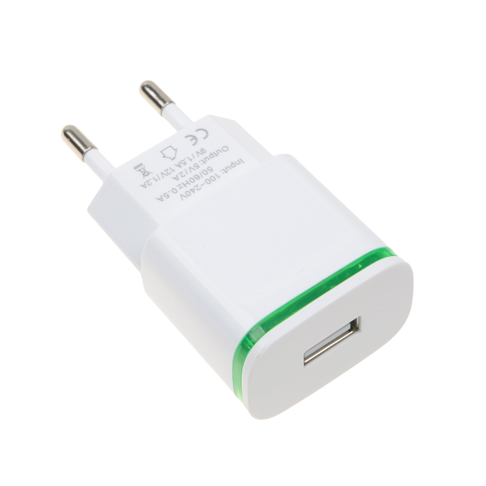 5V/2A Quick Charger EU Plug USB Charger Power Adapter