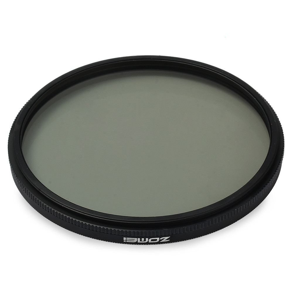 Zomei 77mm Ultra Slim Circular Polarizer Glass CPL Filter Lens