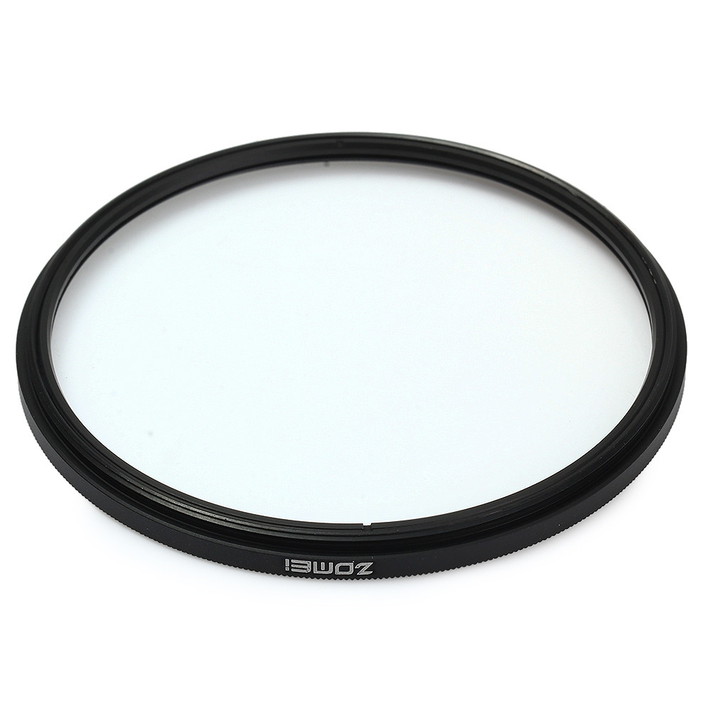 Zomei 77mm Slim Multi-coated Ultra-violet Filter Lens with Multi-resistant Coating