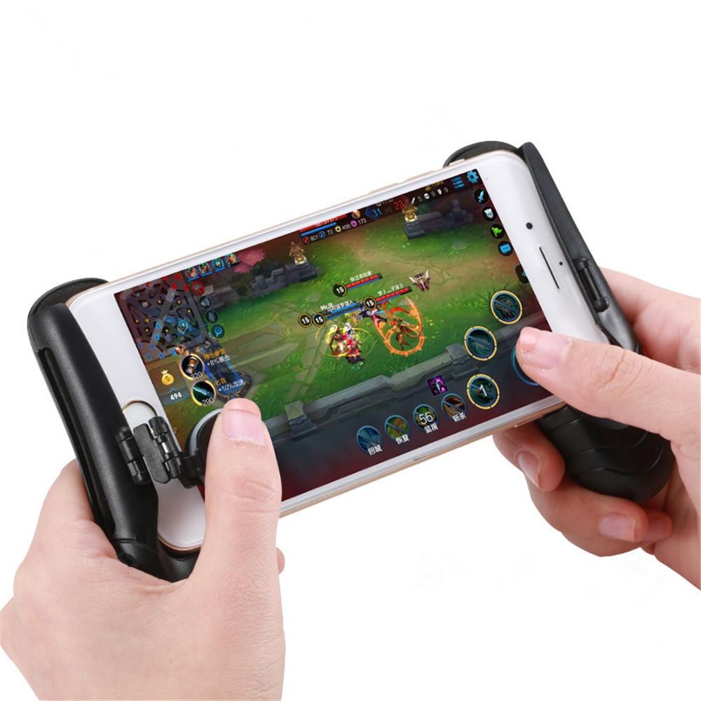 Mobile Joystick Controller Grip with Bracket for SmartPhones