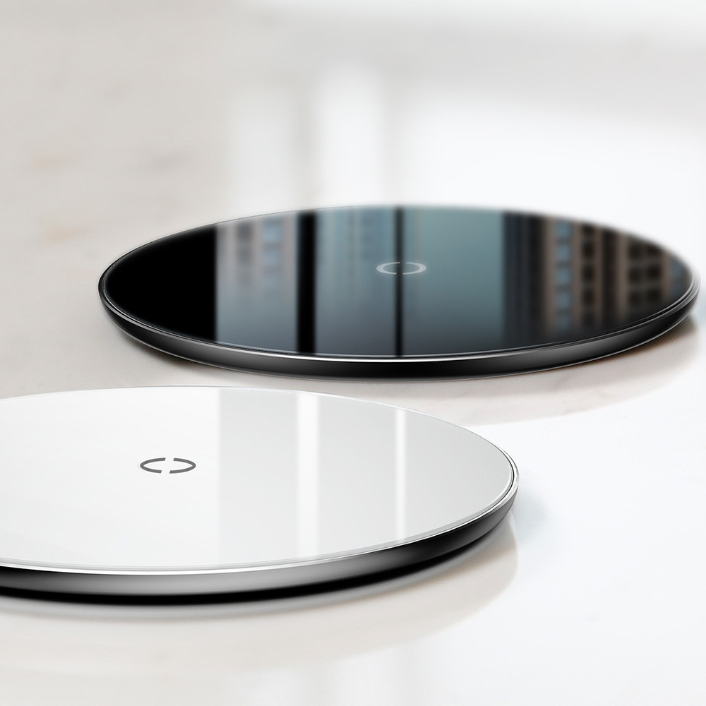 Baseus BSWC - P10 Simple Wireless Charger Aluminium Alloy