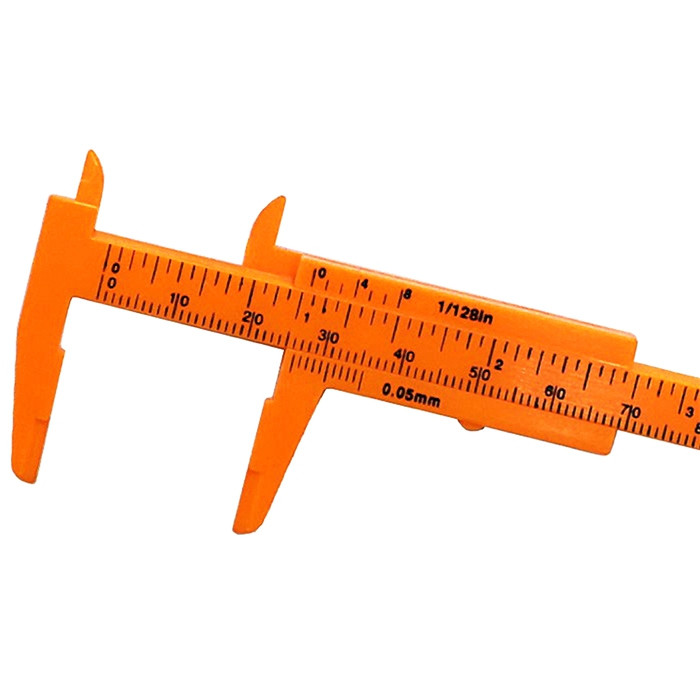 0 - 80mm Dual Scale Mini Tool Vernier Caliper