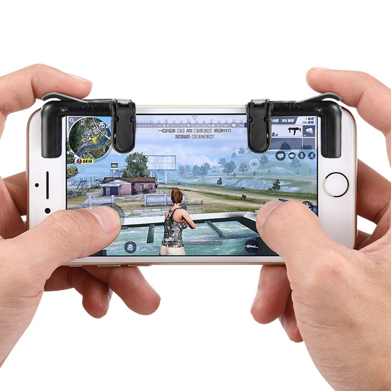 For STG FPS Game Fortnite Trigger Gamepad Button Controller