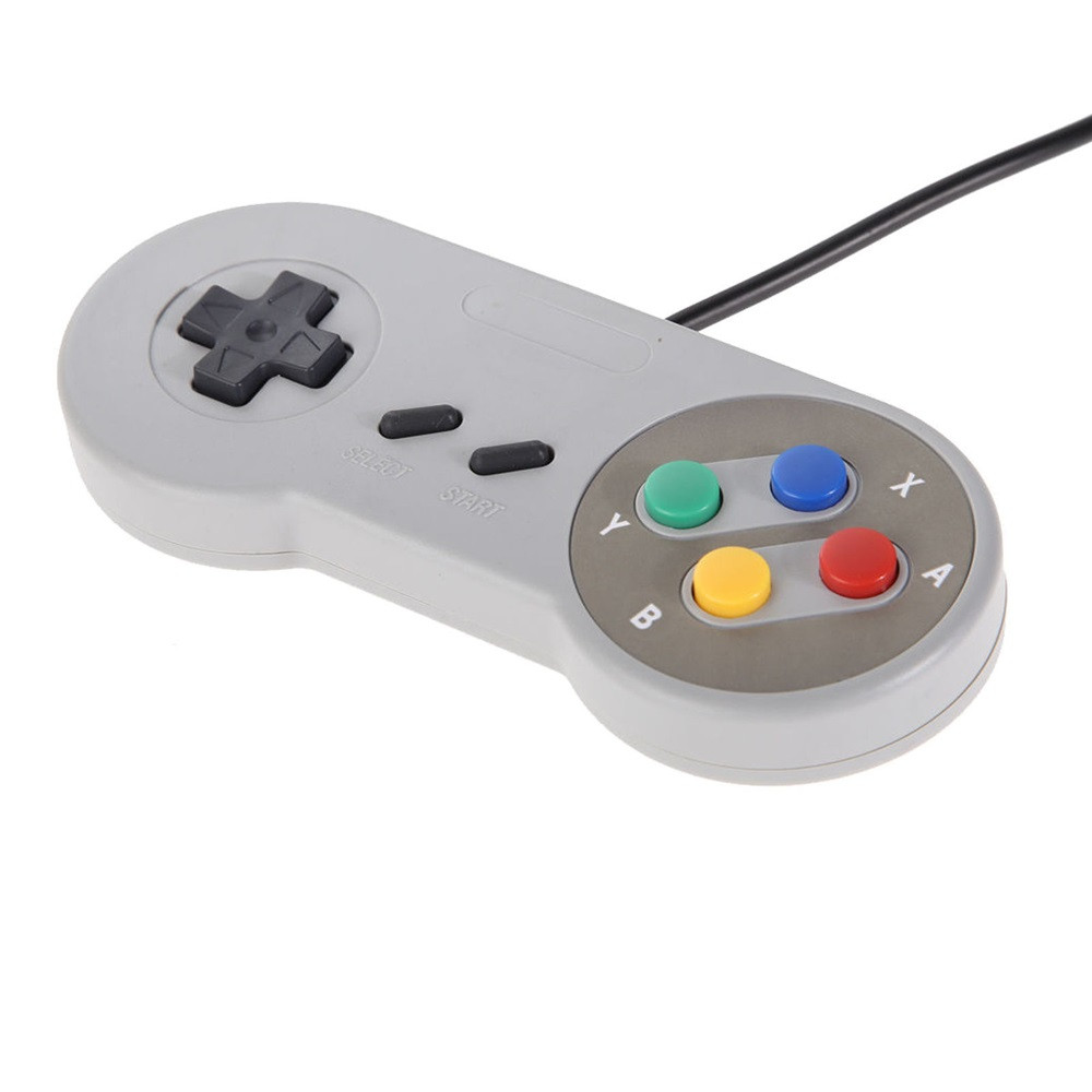 Game Controller for Super SNES USB Classic Gamepad