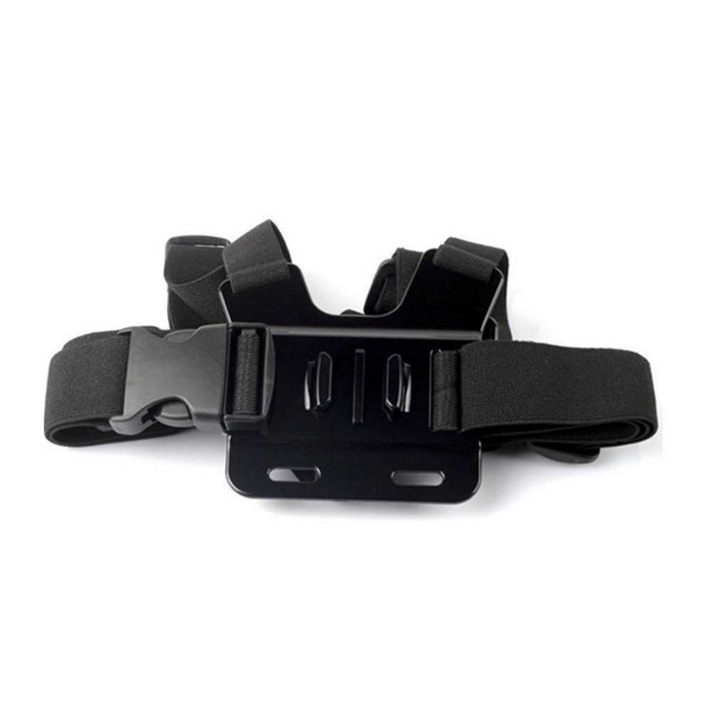 Adjustable Harness Chest Strap Mount for Gopro Hero 6 / 5 / SJCAM / Yi / EKEN H9