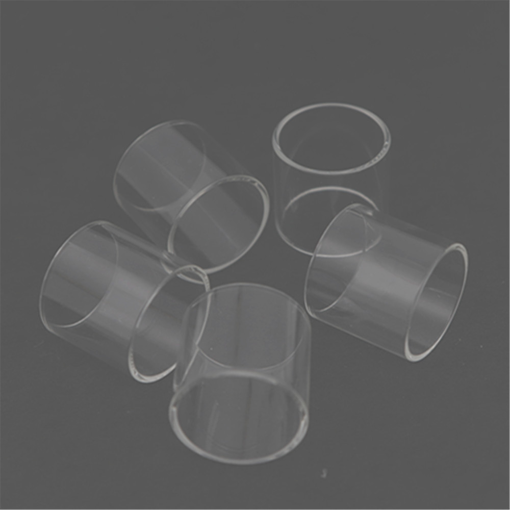5PCS Original YUHETEC Replacement Glass Tank for SMOK	TFV8 Atomizer