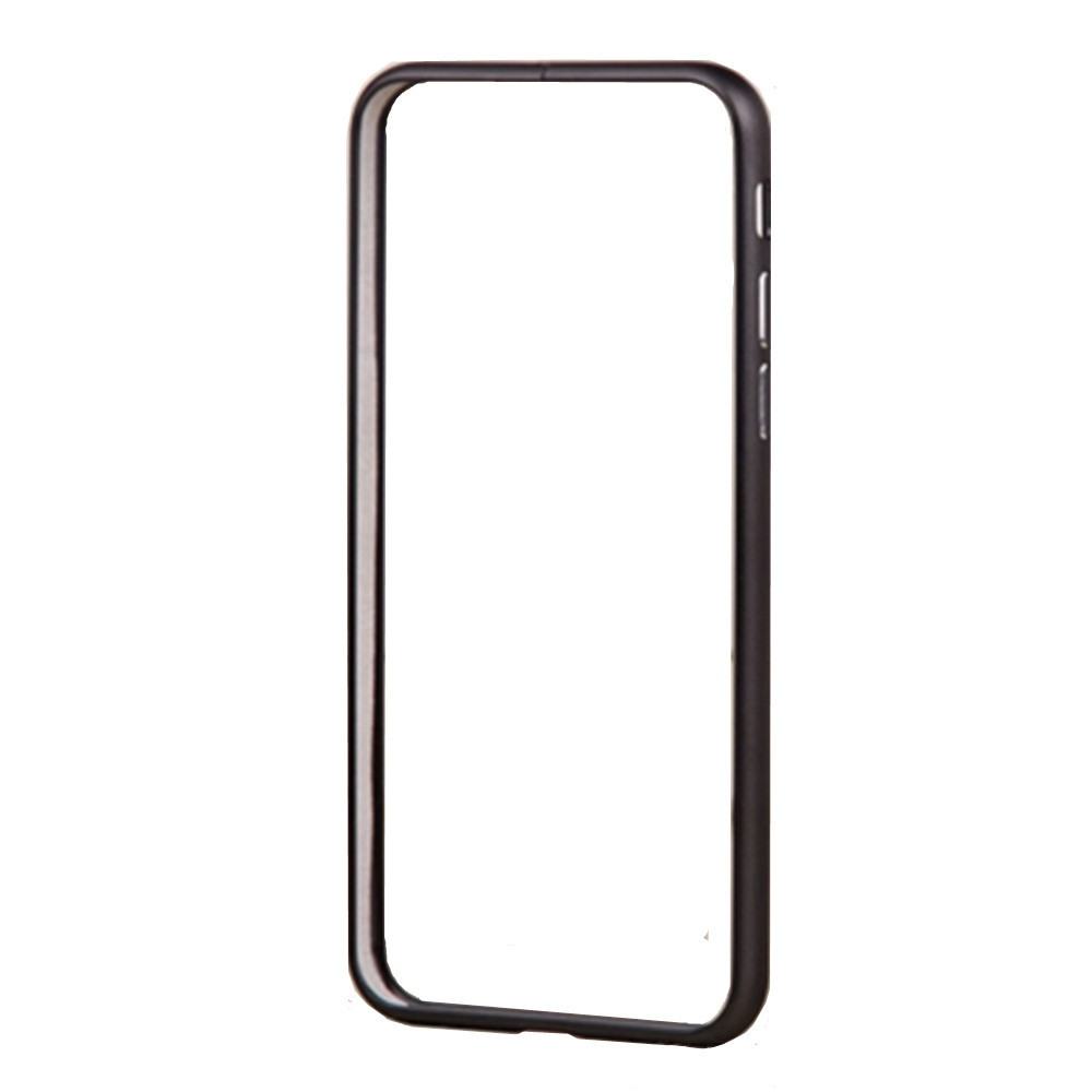 Ultra Thin Metal Bumper Case for iPhone X