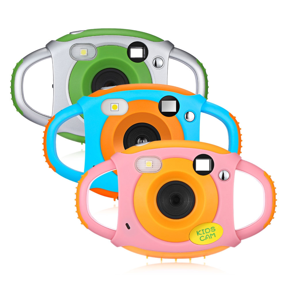 ZEEPIN CDFP 1.77 inch WiFi 5MP Mini Kids Digital Camera for Children Boy Girl