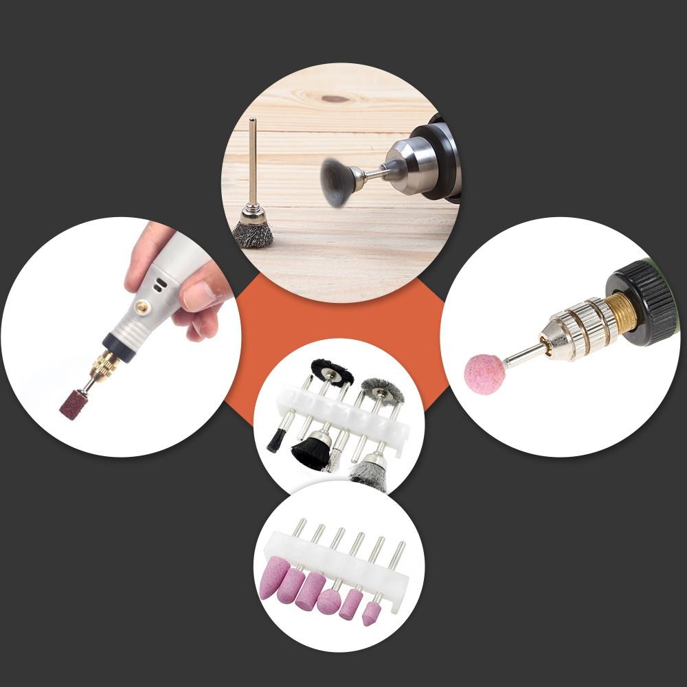 12pcs Grinding Head Polishing Wheel Abrasive Tools