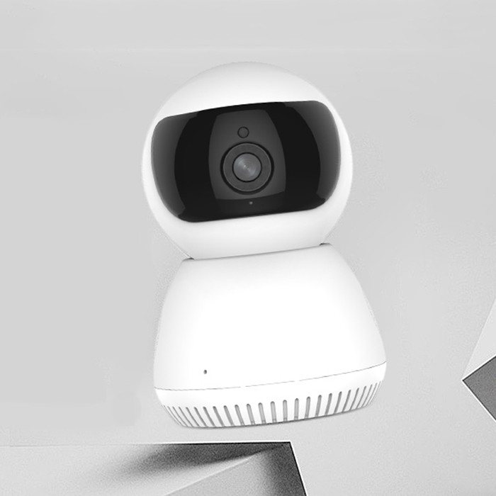 C9C - YE 2MP 1080P WiFi Network IP Panorama Smart AI Camera Infrared Night Vision Motion Detection Two-way Audio