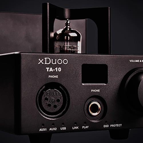 XDUOO TA-10 High Performance Tube USB Decoding Headphone Amplifier