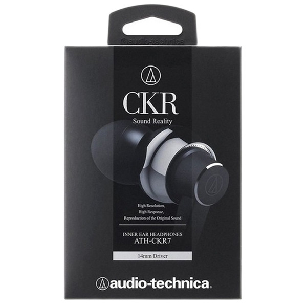Audio Technica ATH - CKR7 In-ear Headphones