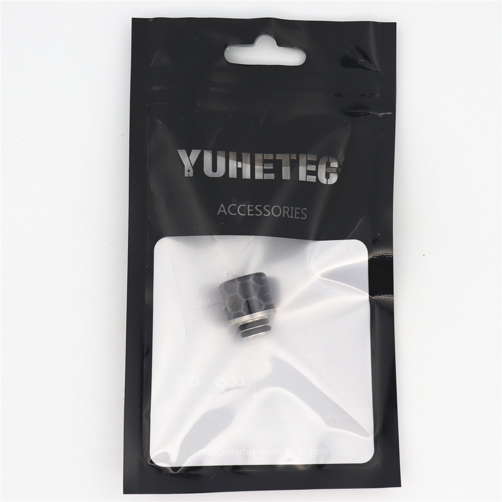YUHETEC 510 stainless steel + resin with filter anti-smoke oil return drip 1pcs