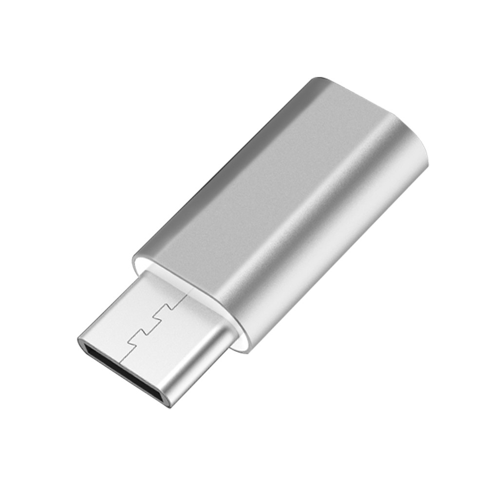 Aluminum Micro USB Transfer Type-C Adapter