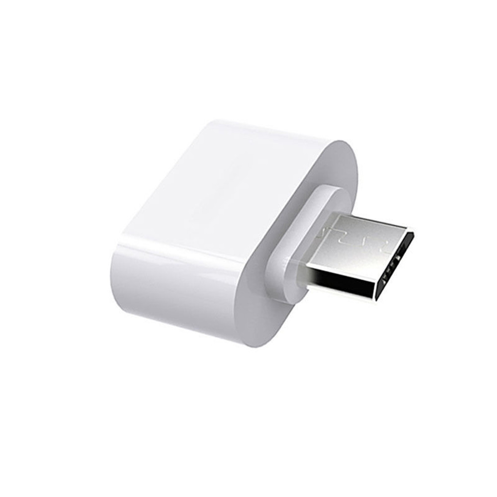 10 PCS Micro USB Male to USB 2.0 Adapter OTG