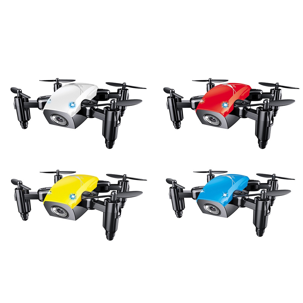 AEOFUN S9 Micro Foldable RC Quadcopter RTF 2.4GHz 4CH 6-axis Gyro