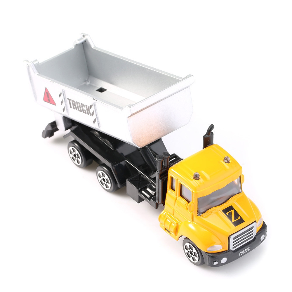 THE NORTH E HOME Kids Alloy 1:64 Scale Trough Tipper Truck