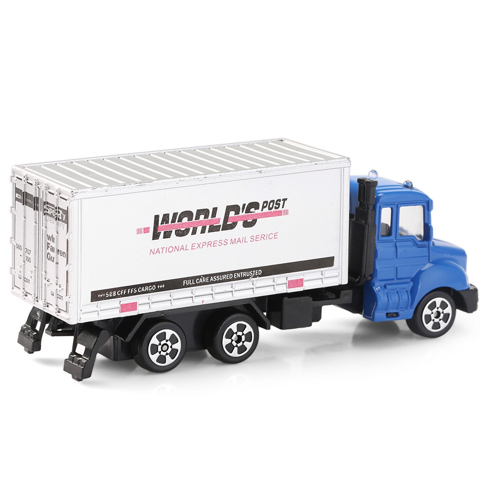 THE NORTH E HOME Alloy 1:64 Scale Container Truck Toy