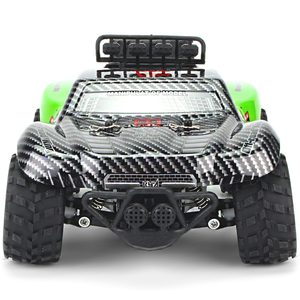 1885 - B 2.4G 1/18 18km/h Drift RC Off-road Car Desert Truck RTR Toy Gift