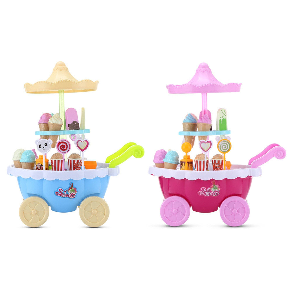 RANXIAN 1800 - 22 Household Playset Candy Ice Cream Cart