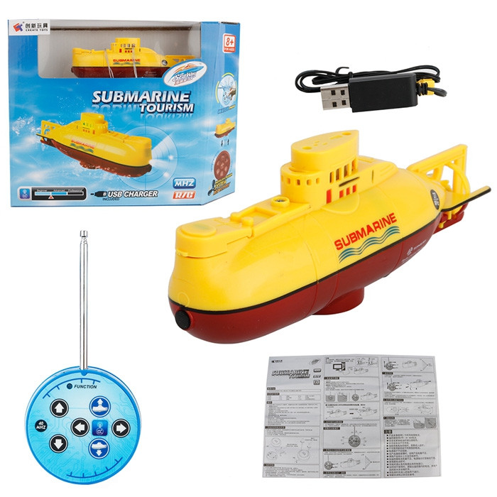 3311 Mini Remote Control Submarine