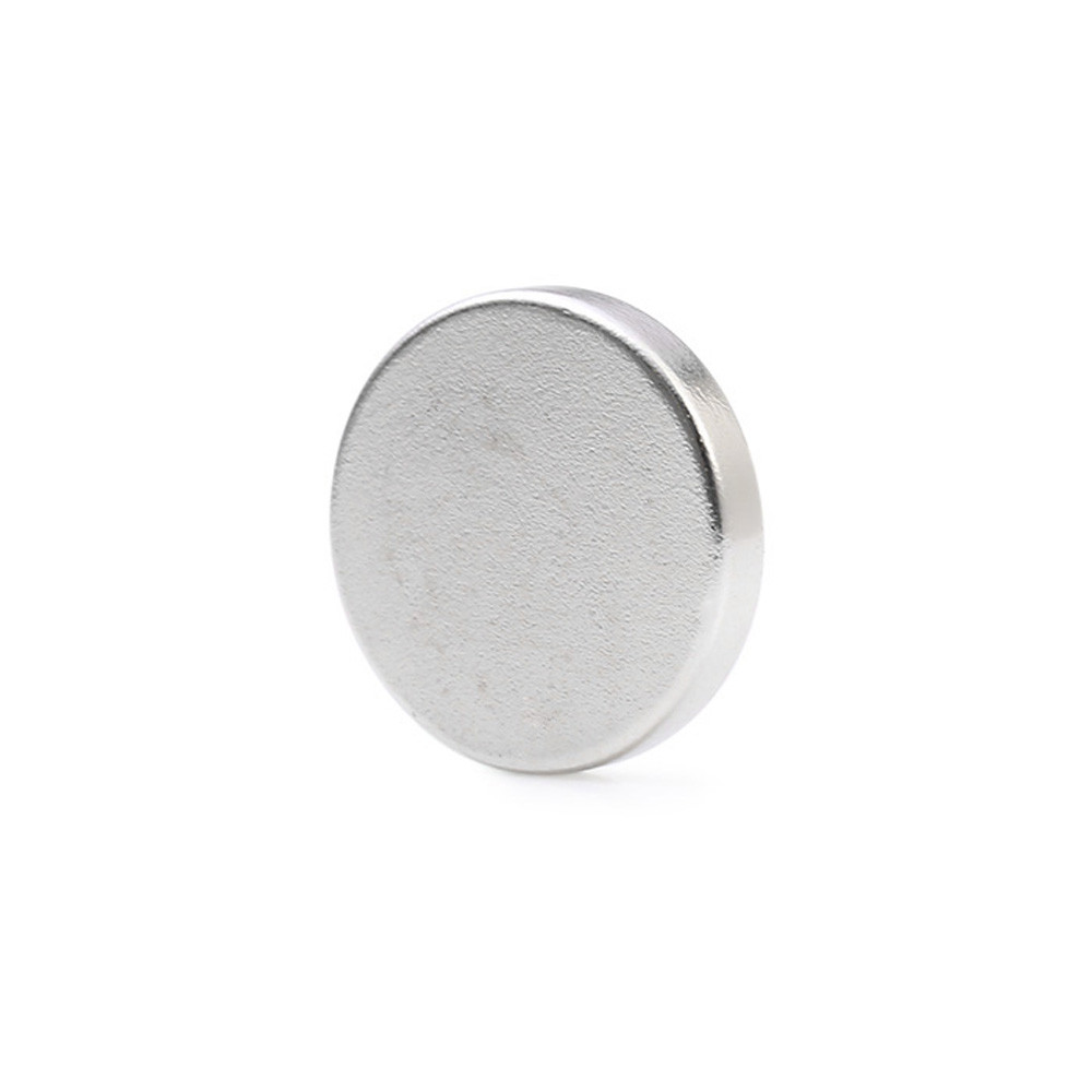 10Pcs 15 x 15 x 3mm N38 Strong NdFeB Round Magnet Birthday DIY Intelligent Gift