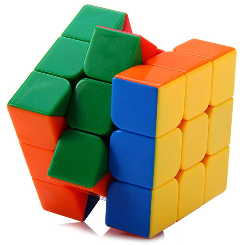 QY394-5 3x3x3 Professional Three Layers Magic Cube Brain Teaser