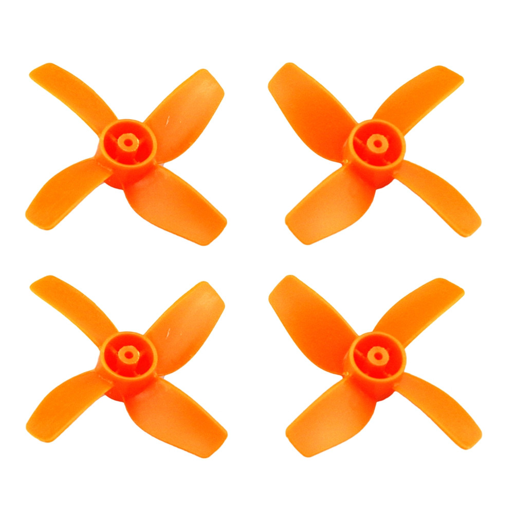 Four-blade Propeller 4pcs for F36 / JJRC H36 Mini RC Quadcopter
