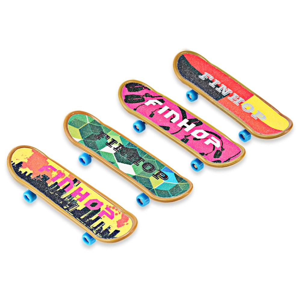 ABS Body Fingerboard Platform Park Kit (Random delivery)