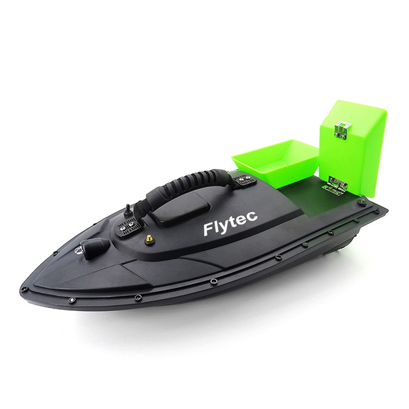 Flytec HQ2011 - 5 Fishing Tool Smart RC Bait Boat Toy