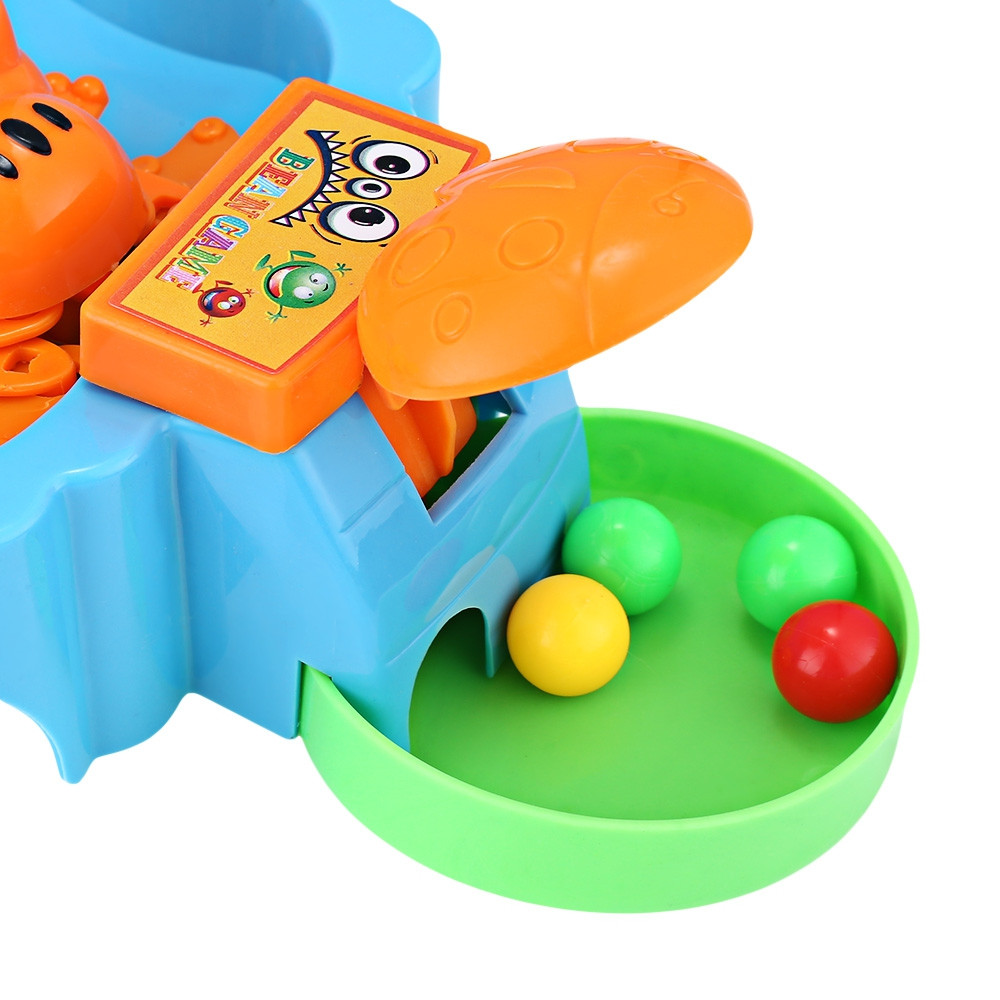 3226 Frog Eating Bean Board Toys Interactive Desk Table Game