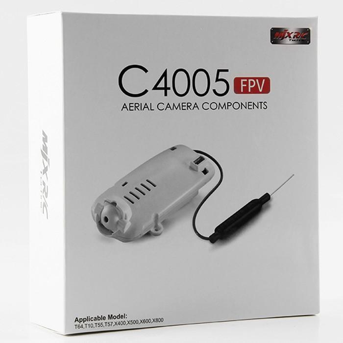 C4005 FPV Aerial Camera Spare Parts for MJX T64 / T04C / T55C / T57 / X300C / X400 / X500 / X600 / X800