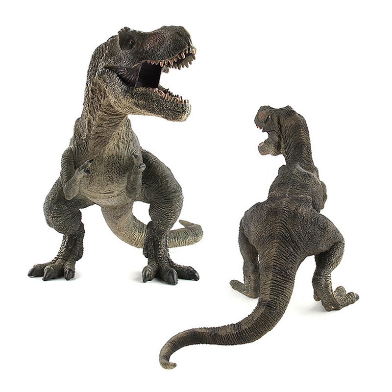 Tyrannosaurus Dinosaurs Model Unique Scientific Art Figure Gift 5PCS