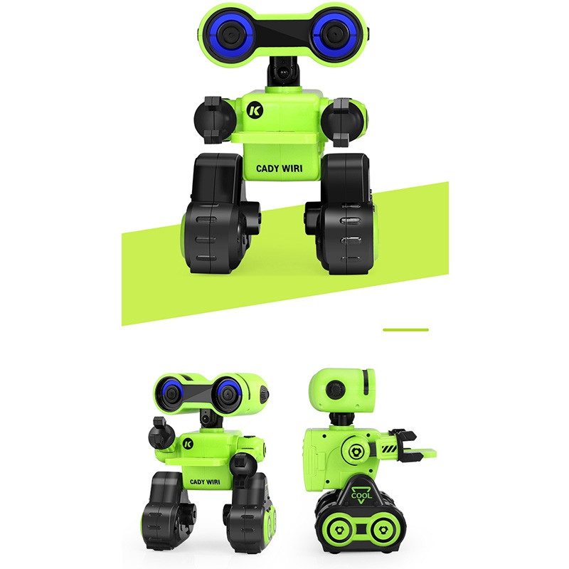 JJRC R13 - YW CADY WIRI Power Robot Intelligent Science Exploration Toy Gift