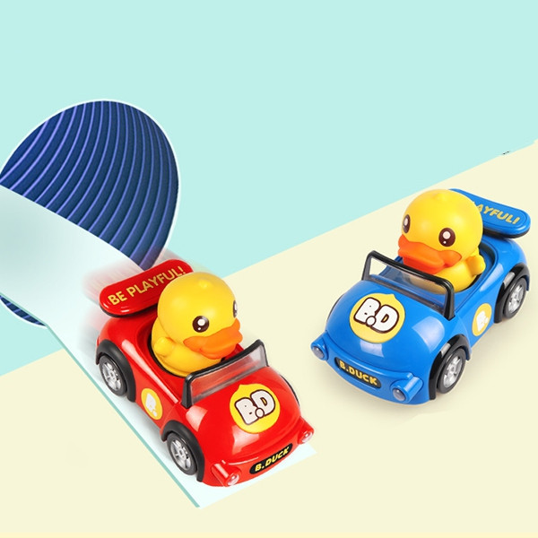 B.Duck WL - BD020 Creative Happy Trolley Toy