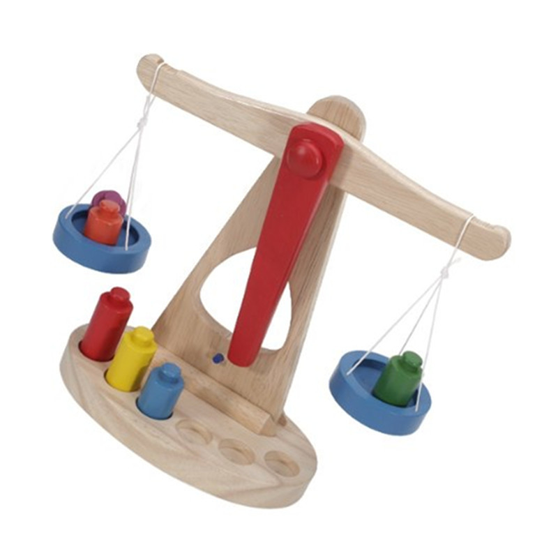 Balance Scale Toy