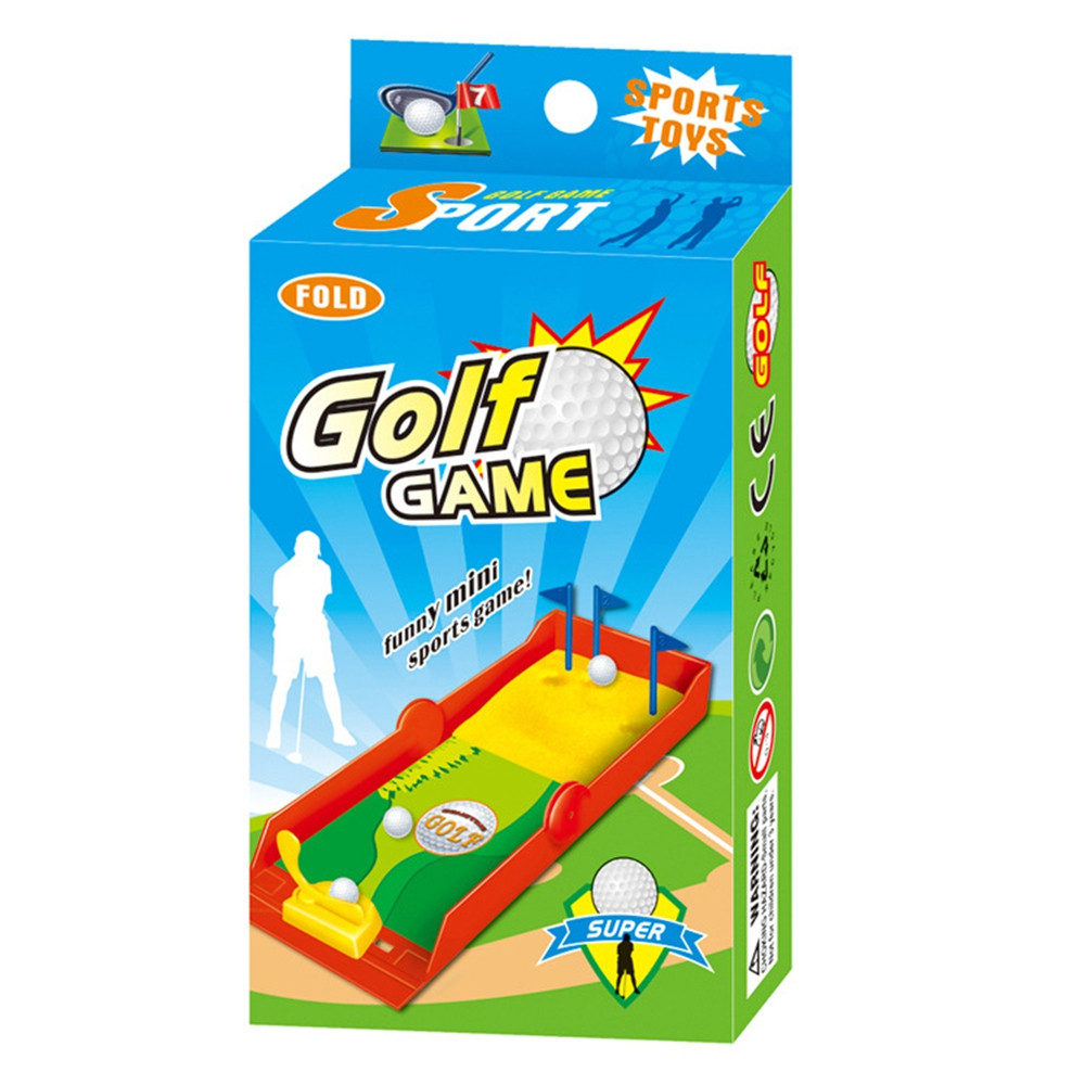 Fingers Golf Ball Kids Education Toy