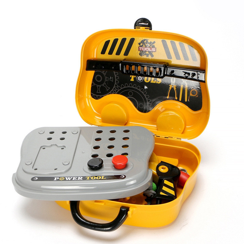 Maintenance Tools Suitcase Toys for Children