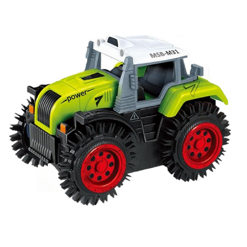 Electric Farm Track Super Tipping Car for kids