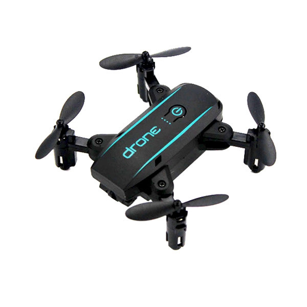 Foldable Mini RC Drone Altitude Hold G-sensor Headless Mode One Key Return Quadcopter