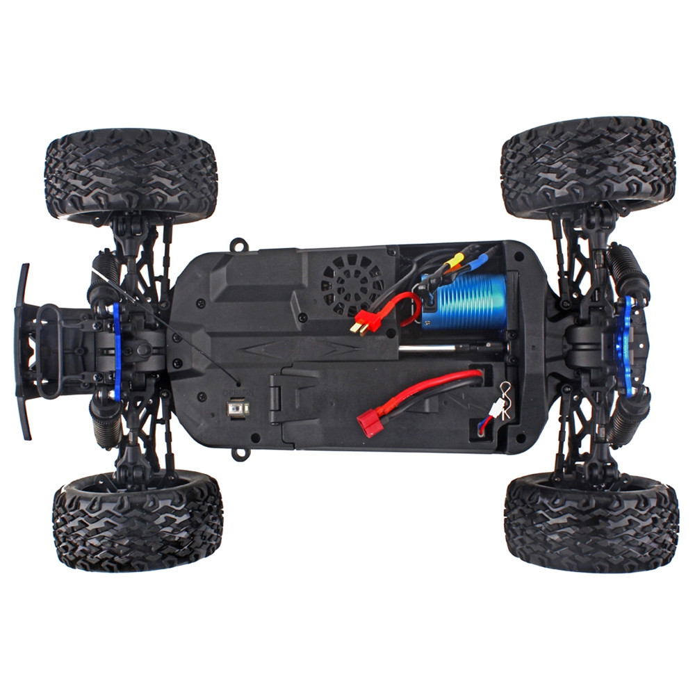 BS218R 1/10 4WD Waterproof RC Car for Kids