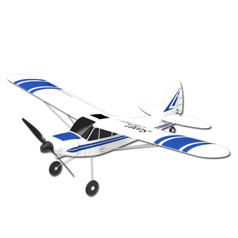 VOLANTEXRC 761 - 3 3CH RC Airplane Self-stabilizing Stunt 500mm Wingspan for New Players