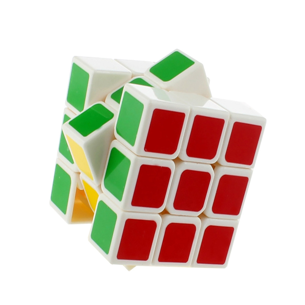 Speed Cube 3 x 3 Smooth Magic Cube Puzzles Toys