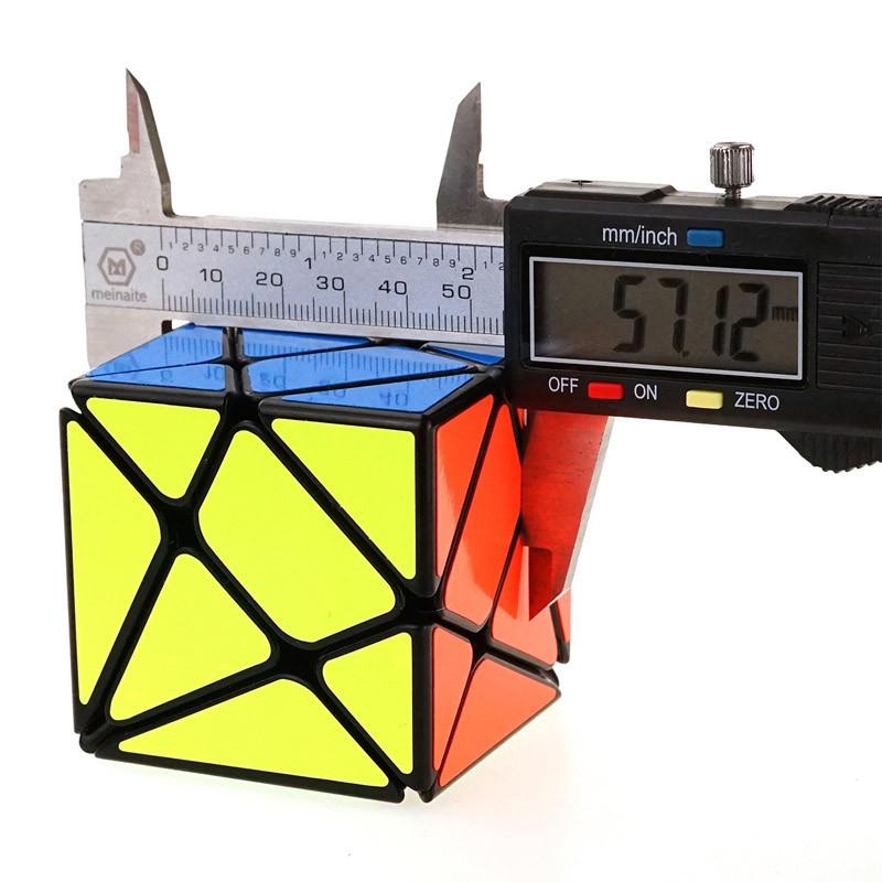 New Tough Irregular Creative Third-order  Cube