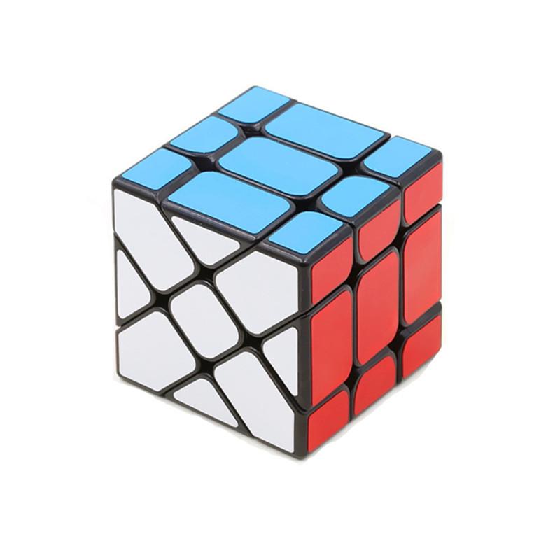 New Irregular Difficult Creative Third-order Cube