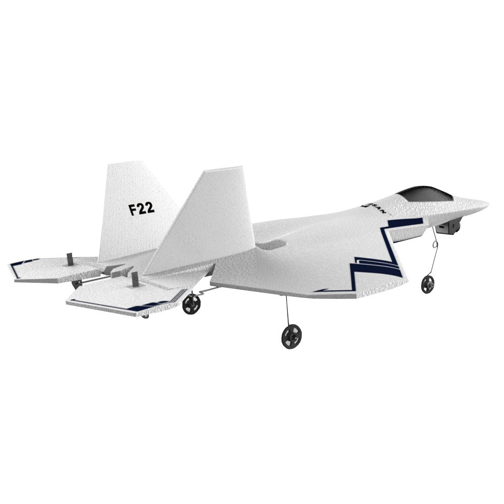 HUBSAN F22 Remote Control Aircraft with GPS Fixed High Key Return Function Built-in 720P Camera