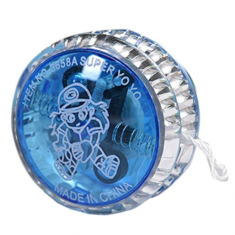 Flashing LED Glow Light Up YOYO Ball