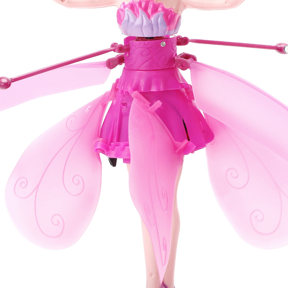 Infrared Induction Control Flying Fairy Dolls