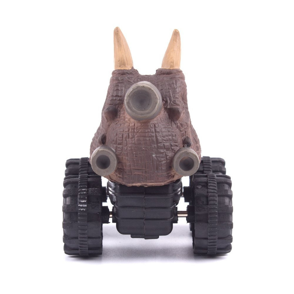 Dinosaur Model Mini Toy Car Gift for Children