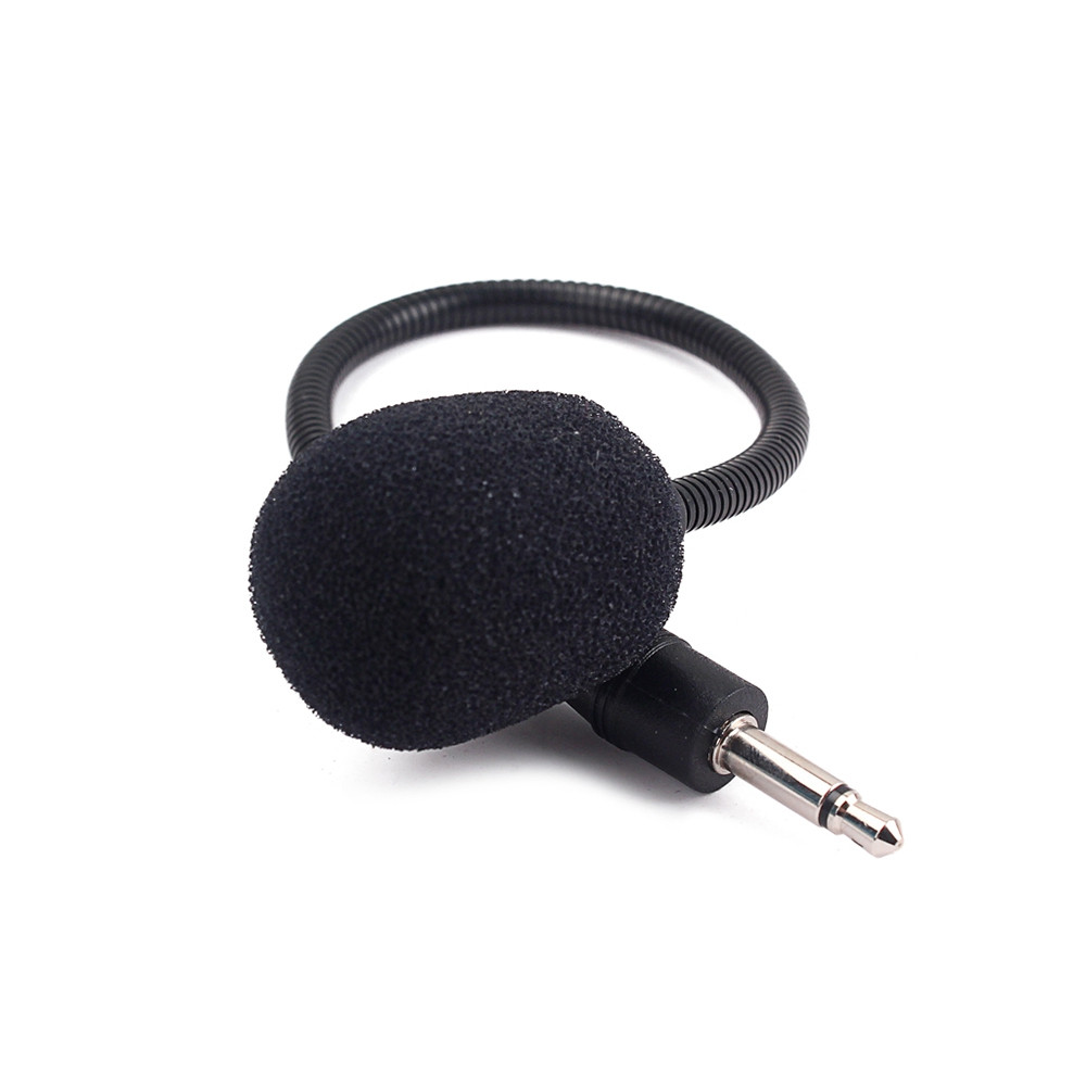 3.5mm Port Plug-in Condenser Microphone Mini Megaphones for EQ